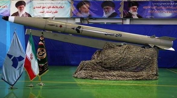 صاروخ إيراني (أرشيف)