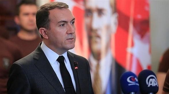 السفير التركي لدى بغداد فاتح يلدز (أرشيف)