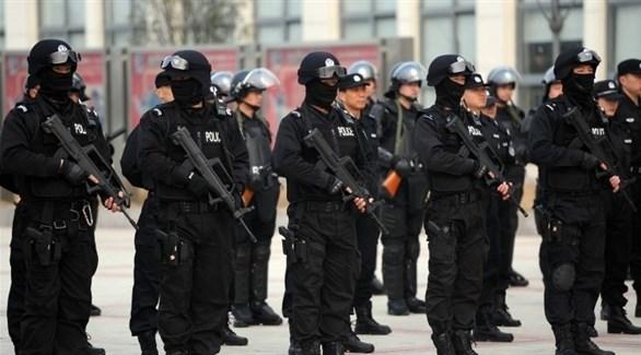 الشرطة الصينية(أرشيف)