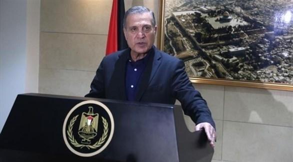 المتحدث باسم الرئاسة الفلسطيينة نبيل أبو ردينة (أرشيف)