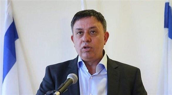 رئيس حزب العمل الإسرائيلي آفي غباي (أرشيف)