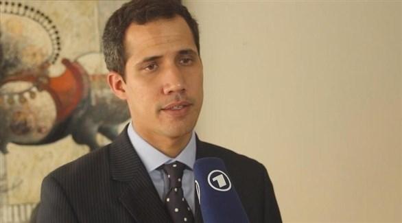زعيم المعارضة الفنزويلية خوان غوايدو (إيه أر دي الألمانية)