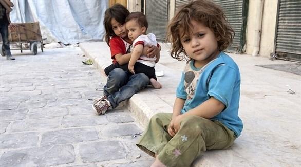 ملايين الأطفال في العالم ضحايا الحروب و الكوارث الطبيعية (أرشيف)