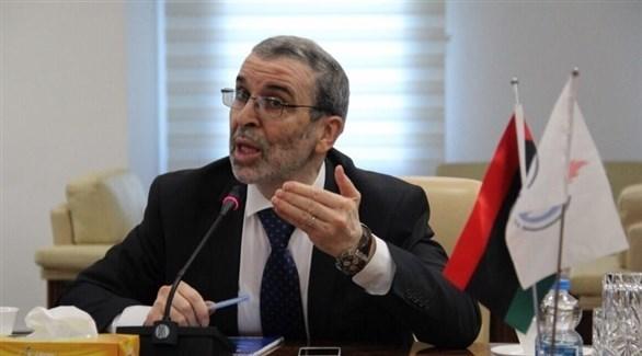 رئيس المؤسسة الوطنية للنفط في ليبيا مصطفى صنع الله (أرشيف)