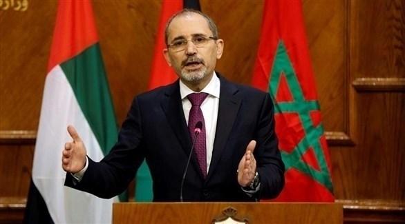 وزير الخارحية الأردني أيمن الصفدي (أرشيف)