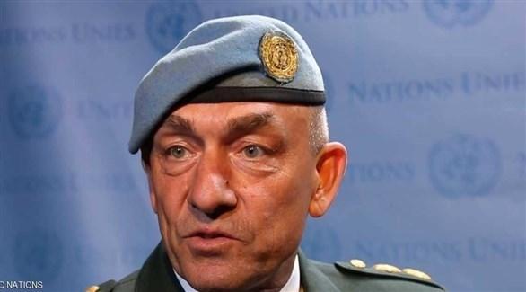 الجنرال الدنماركي المتقاعد مايكل لوليسغارد (أرشيف)