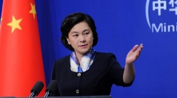 المتحدثة باسم وزارة الخارجية الصينية هوا شونيينغ (أرشيف)