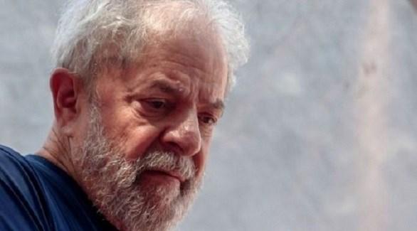 الرئيس البرازيلي الأسبق لولا دا سيلفا (أرشيف)