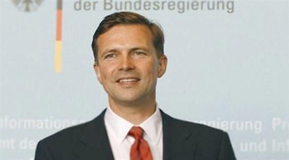 المتحدث باسم الحكومة الألمانية، شتيفن زايبرت  (أرشيف)