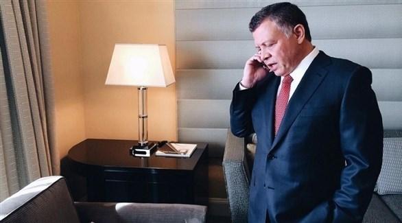 العاهل الأردني الملك عبدالله الثاني (أرشيف)