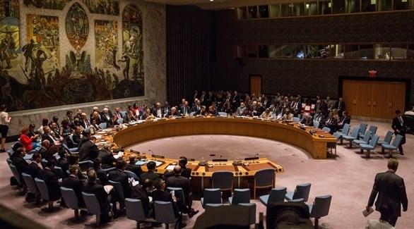 جلسة سابقة لمجلس الأمن الدولي (أرشيف)