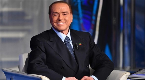 رئيس الوزراء الإيطاليا السابق سيلفيو برلسكوني (أرشيف)