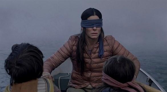 ساندرا بولوك في فيلم Bird Box