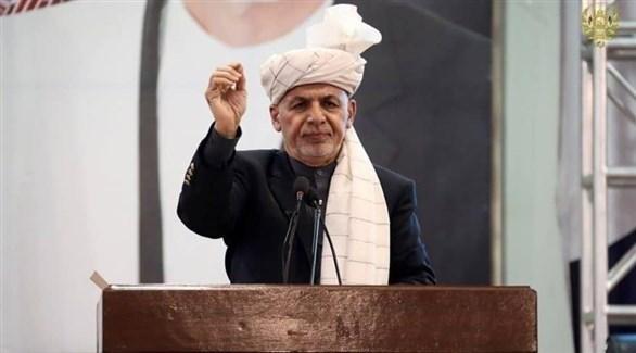 الرئيس الأفغاني محمد أشرف غني (خاما برس)