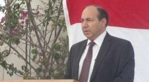 سفير مصر السابق في اليمن (أرشيف)
