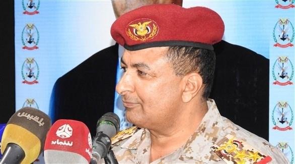 المتحدث الرسمي للجيش اليمني، العميد عبده مجلي (أرشيف)