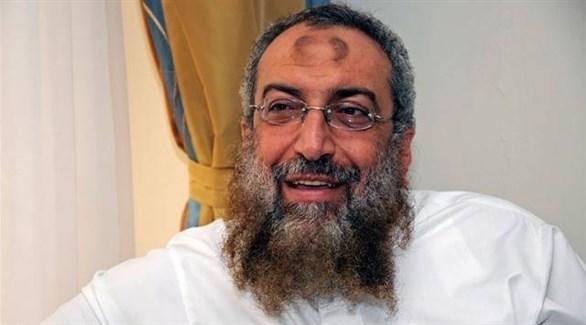 ياسر برهامي نائب الدعوة السلفية في الإسكندرية (أرشيف)