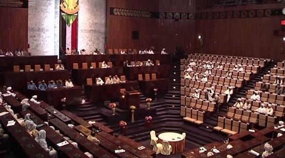 جانب من البرلمان السوداني (أرشيف)
