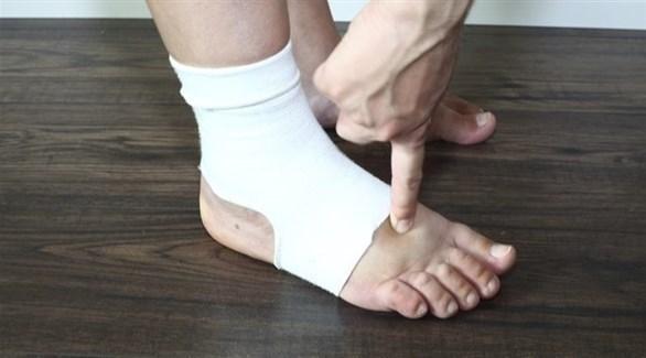 نقص البوتاسيوم من أسباب تورّم القدمين