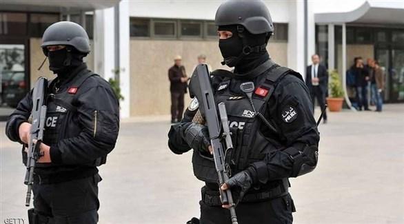 أفراد من قوات مكافحة الإرهاب التونسية (أرشيف)