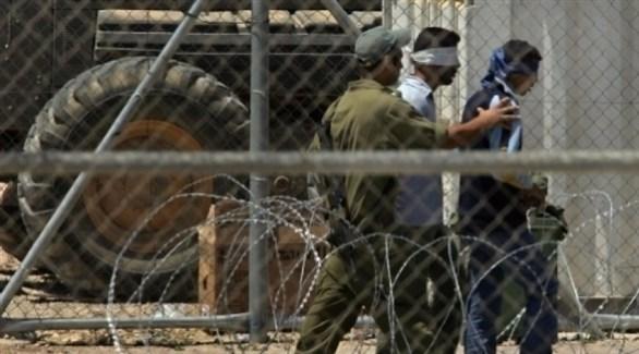 أسرى فلسطينيين في سجون الاحتلال (أرشيف)