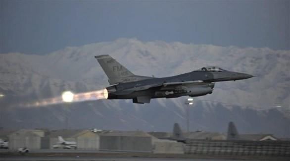 طائرات التحالف في أفغانستان (وكالة خاما برس)