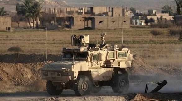 قوات قسد في سوريا (أرشيف)
