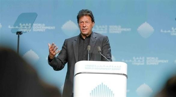 رئيس الوزراء الباكستاني في القمة العالمية للحكومات بدبي (وام)