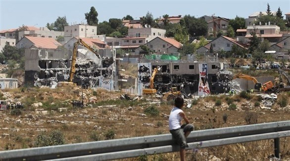مستوطنة إسرائيلية في الضفة الغربية (أرشيف)