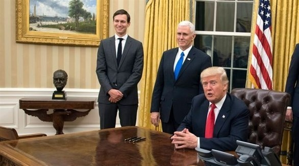 إدارة الرئيس الأمريكي دونالد ترامب (أرشيف)