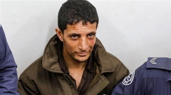 المعتقل الفلسطيني عرفات ارفاعية (تويتر)