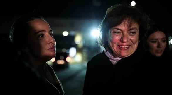 منتجة الأفلام الوثائقية التركية ديليك دوندار (أرشيف)