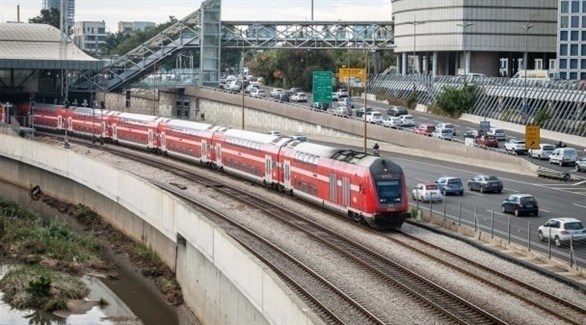 قطار إسرائيلي (أرشيف)