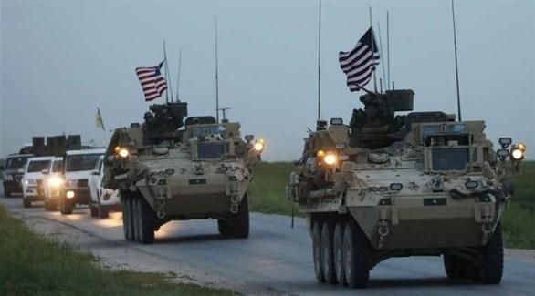 قوات أمريكية في سوريا(أرشيف)