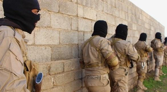 مسلحون من تنظيم داعش في سوريا (أرشيف)