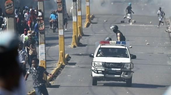 مظاهرات واشتباكات في هايتي (أرشيف)