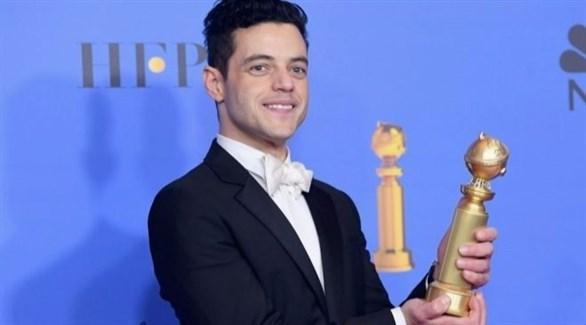الممثل رامي مالك (أرشيف)
