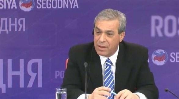 السفير الفلسطيني لدى موسكو عبد الحفيظ نوفل (أرشيف)