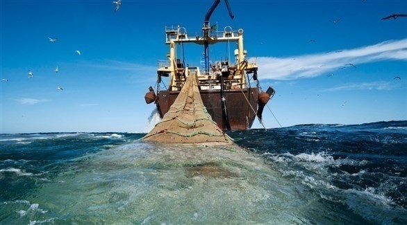 سفينة صيد في المياه المغربية (أرشيف)