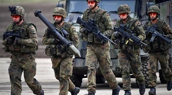 جنود من الجيش الألماني (أرشيف)