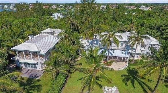 منزل فينوس ويليامز الجديد في فلوريدا (ديلي ميل)