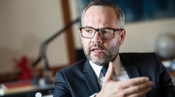 وزير الدولة الألماني للشؤون الخارجية ميشائيل روت (أرشيف)