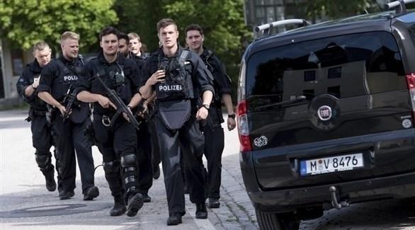 قوة خاصة من الشرطة الألمانية (أرشيف)
