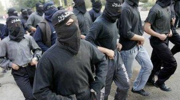 ملثمون من جماعة الإخوان الإرهابية (أرشيف)