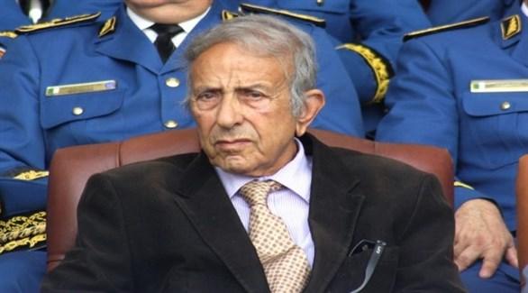 مدير الأمن الوطني الجزائري المُقال مصطفى لهبيري (أرشيف)