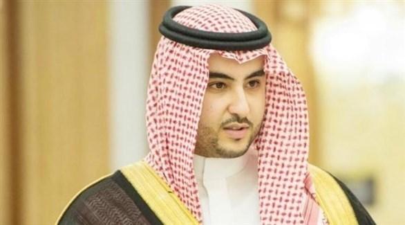 السفير السعودي في واشنطن الأمير خالد بن سلمان (أرشيف)