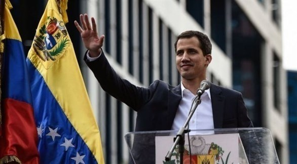 رئيس البرلمان الفنزويلي خوان غوايدو(أرشيف)