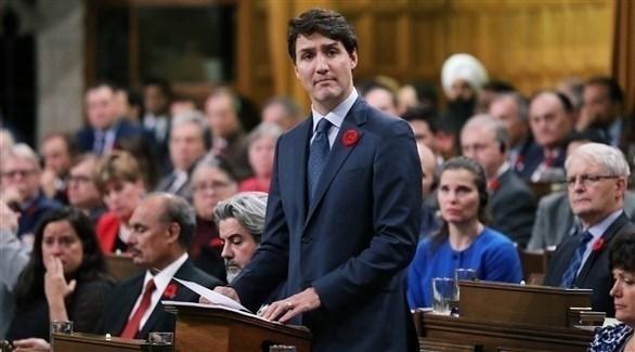رئيس الحكومة الكندية غاستين ترودو (أرشيف)