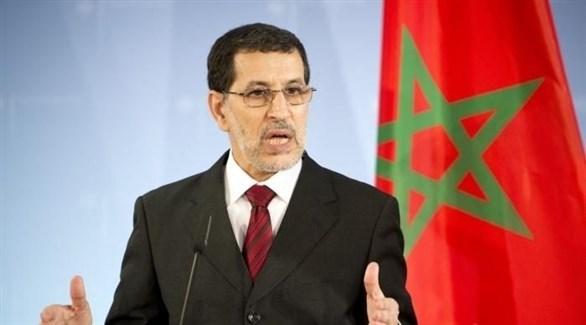 رئيس الحكومة المغربية سعد الدين العثماني (أرشيف)