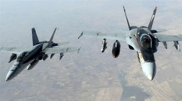 طائرتان حربيتان أمريكيتان(أرشيف)
